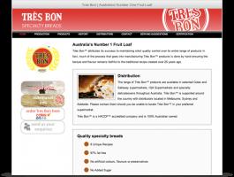 Tresbon Bakeries