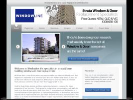 Windowline - Strata Window and Door Replacement