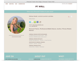 Personal Trainer Directory